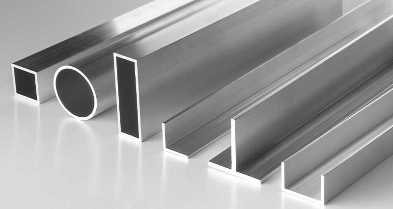 Aluminium Profile Übersicht